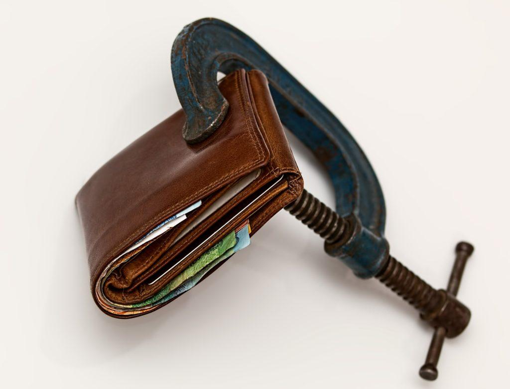 Ошибка: резкое сокращение расходов
