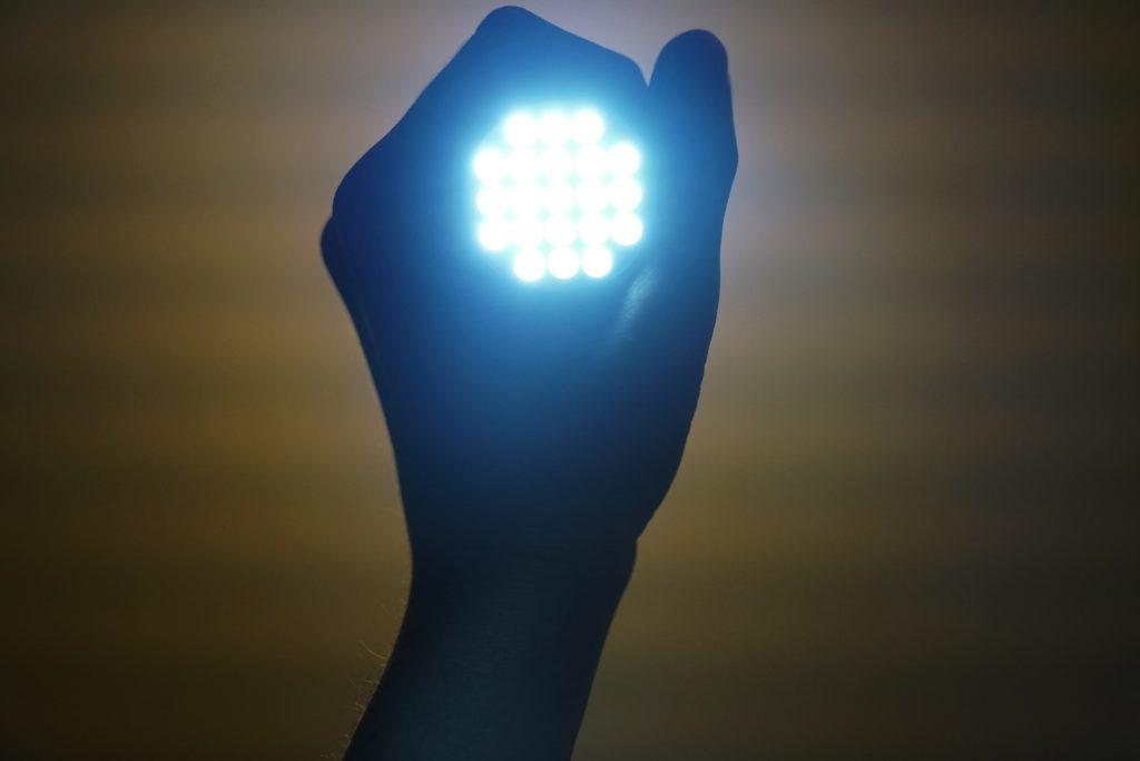 Выгоды светодиодных ламп
