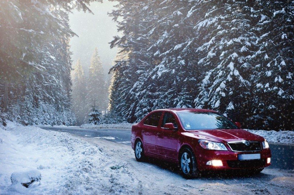 Проверьте освещение автомобиля до зимы