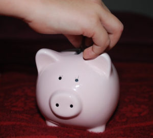 Копилка для экономии монеток