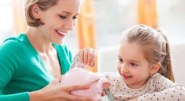 Учим детей экономить