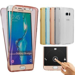 Силиконовый чехол для Samsung