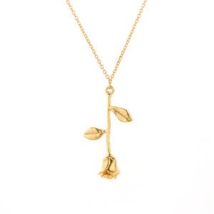 Небольшое красивое ожерелье для девушек