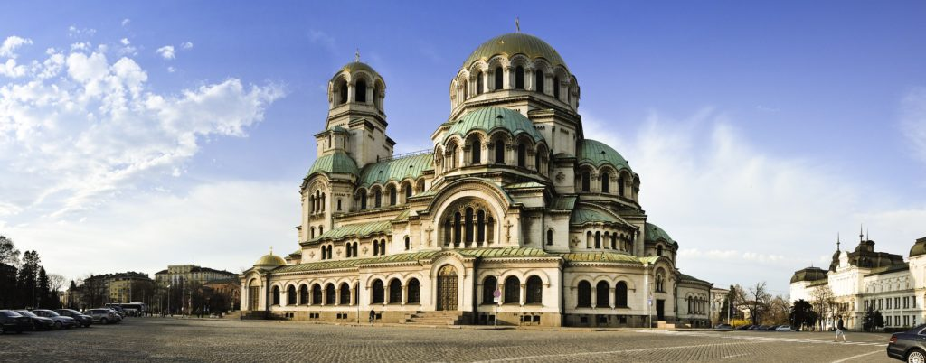 София, Болгария, недорогой туризм