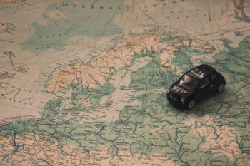 Путешествие по европейским городам