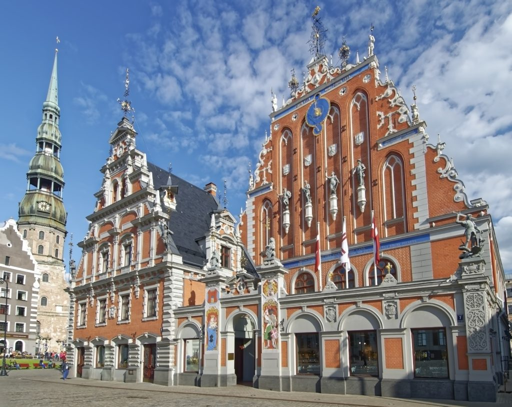 Рига, Латвия, страны для экономного туризма