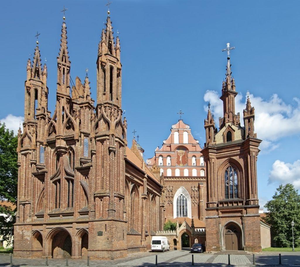 Литва для туризма