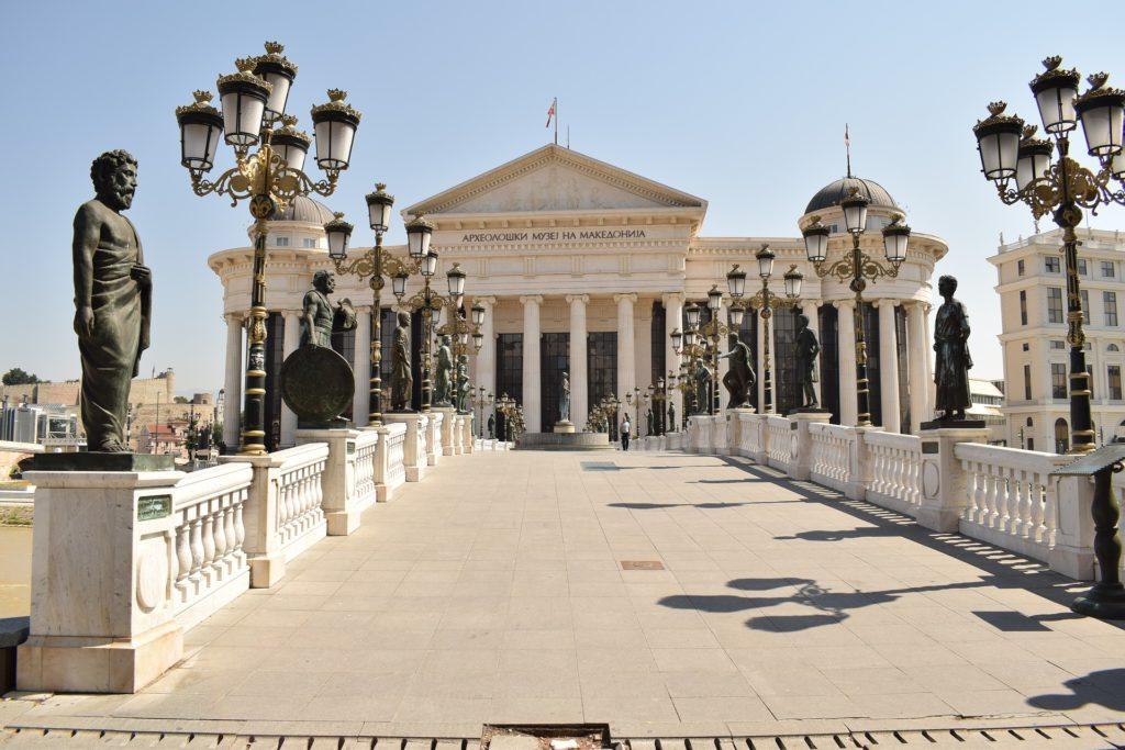 Бюджетный отдых в Македонии