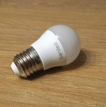 Экономия на установке светодиодных ламп