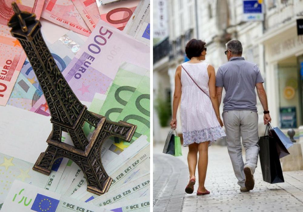 Как экономят во Франции
