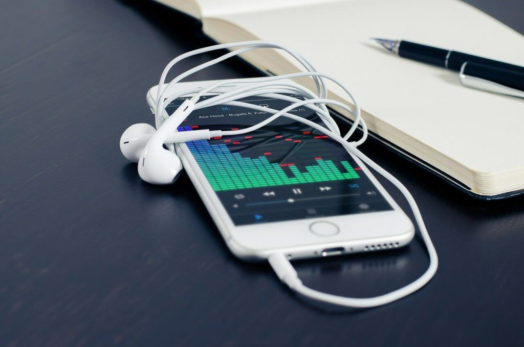 Скидки на онлайн музыку